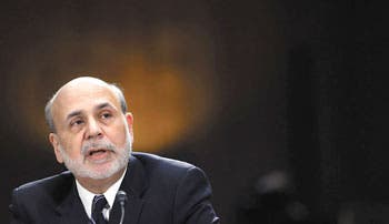 Bernanke: recortes adversos