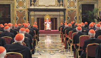 De Papa a peregrino