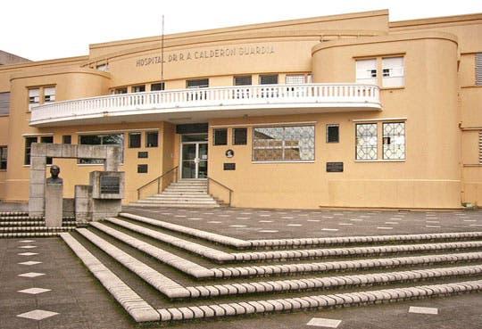 Denuncian anomalías en Calderón Guardia