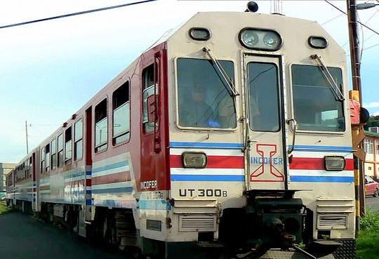 Habrá tren para la inauguración de los Juegos