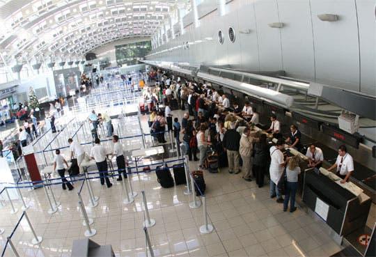 Aumenta cantidad de visitantes a nuestro país