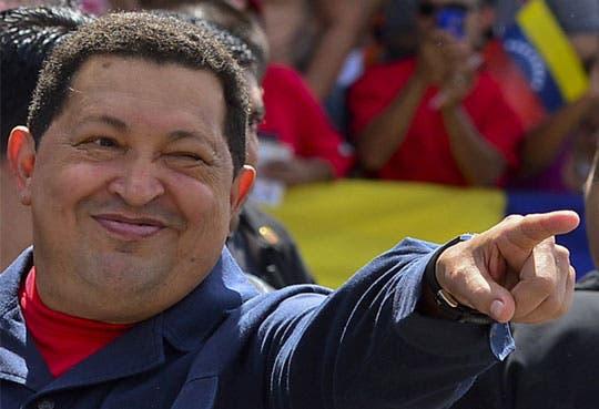 Frases célebres de Hugo Chávez