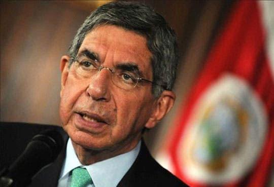 Chávez había estado en contra de Óscar Arias