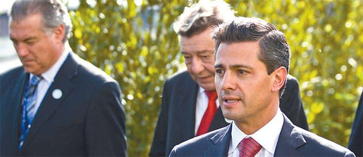 Peña Nieto abre expectativa de inversores