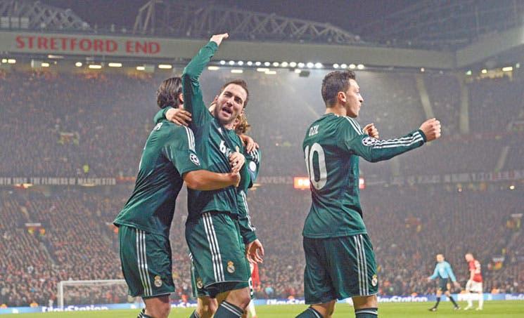 El Madrid sigue vivo