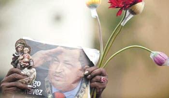 Cáncer vence a Chávez