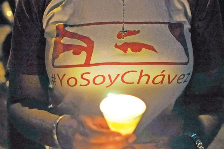 Chávez, el líder que dirigió 13 años Venezuela