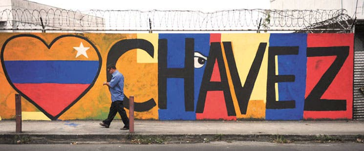 Mundo a la expectativa por Venezuela