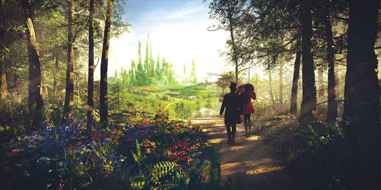 El Mago de Oz encantará suelo tico