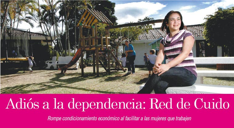 Adiós a la dependencia: Red de Cuido