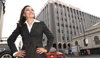 Sí a las mujeres de negocios