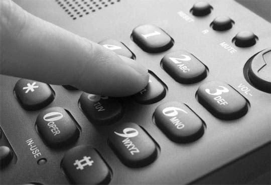 Telefonía fija no aumentará por el momento
