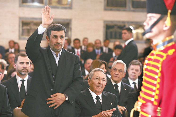 El mundo despidió a Chávez