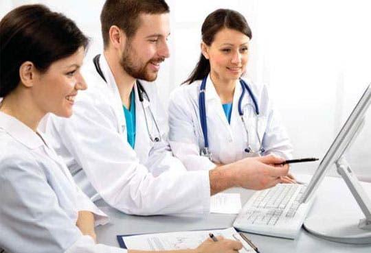 Médicos corrieron para inscribirse en sistema digital