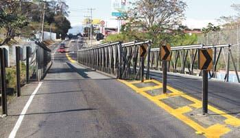 Detectan compra de puentes Bailey defectuosos