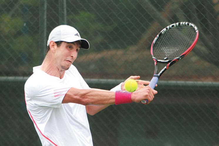Tenis estrenó canchas