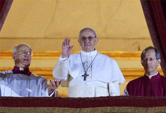 Gobierno espera que nuevo Papa sepa guiar a la iglesia