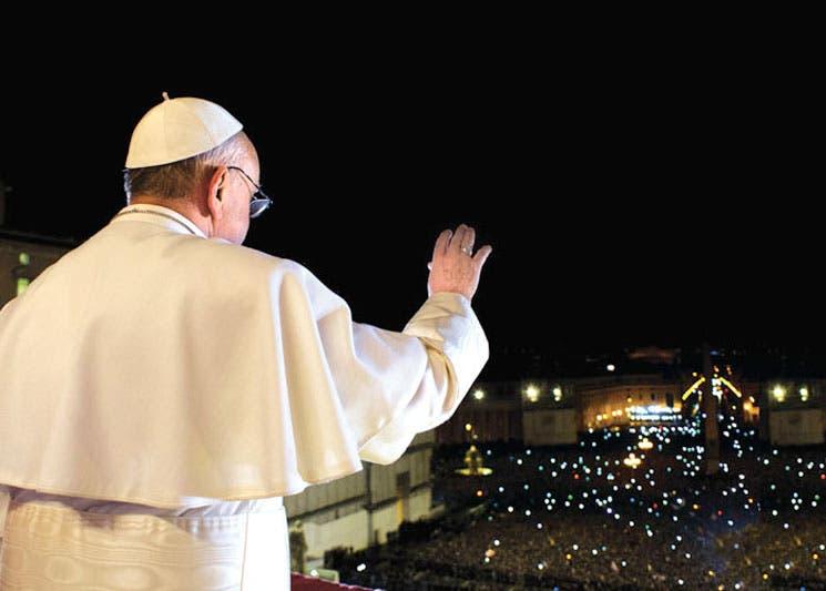 Amigos: un Papa austero, humilde y dialogante