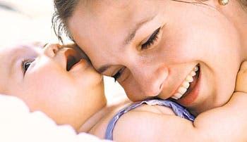 Obsesión y compulsión aumentan después de dar a luz