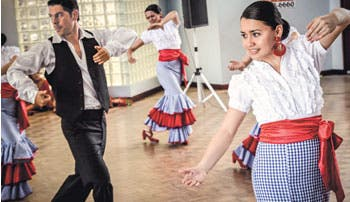 Cuide la naturaleza a ritmo de flamenco