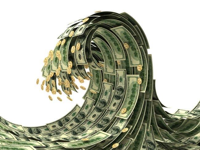 Central compra casi $10 millones en tres días