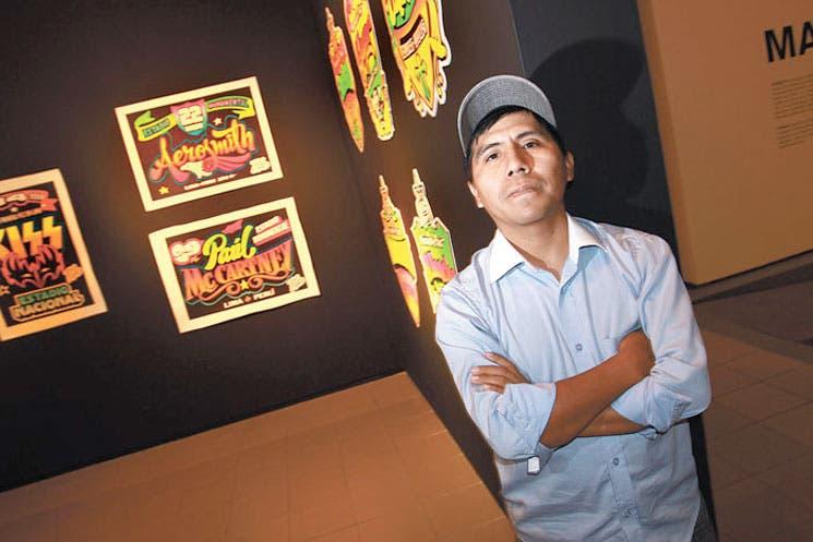 Elliot Tupac: talento peruano colorido
