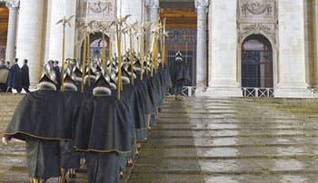 Vaticano a la puerta de cambios