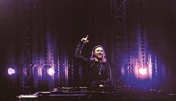 David Guetta electrificó a miles