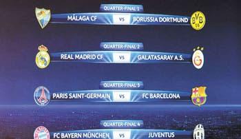 Bayern-Juventus, el gran duelo