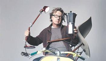 Javier Mariscal: un genio del diseño