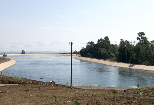 Inauguran central hidroeléctrica en Zona Norte