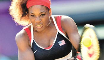 Serena busca un récord