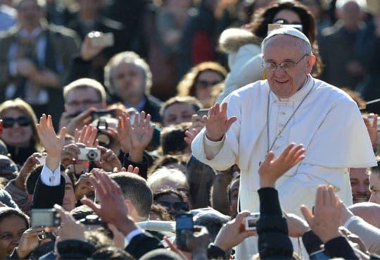 Francisco inaugura papado