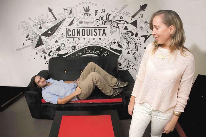 Detrás de Conquista Sessions