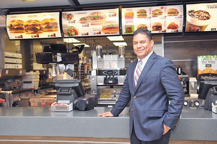 McDonald's informará sobre las calorías
