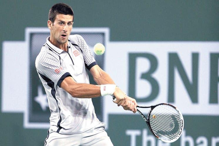 Djokovic quiere resarcirse