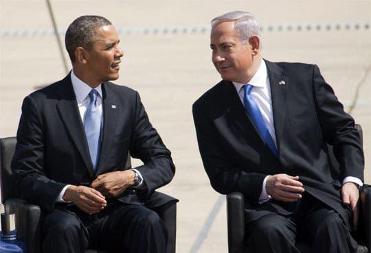 """Obama: """"La paz debe llegar a Tierra Santa"""""""