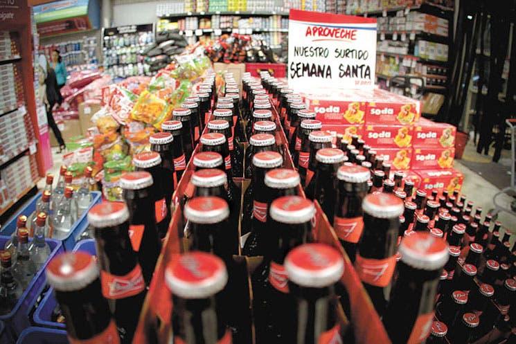 Turismo impulsa venta de licor en Semana Santa