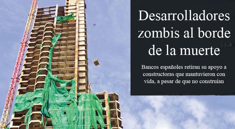 Desarrolladores zombis al borde de la muerte