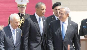 Obama jura eterna alianza con Israel
