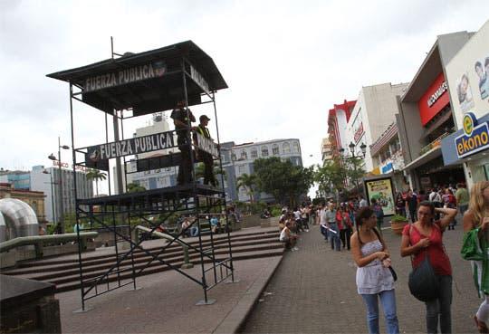 Somos el país más seguro de América Latina