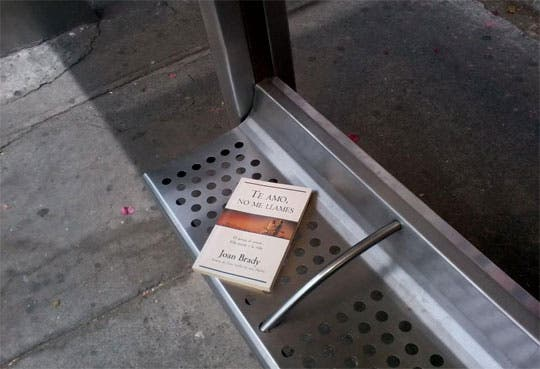 """""""Pierda"""" un libro hoy"""