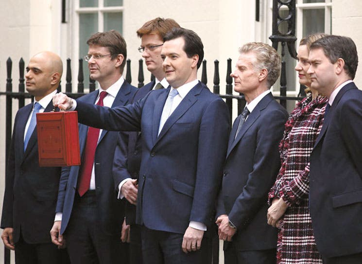 En duda austeridad de Reino Unido