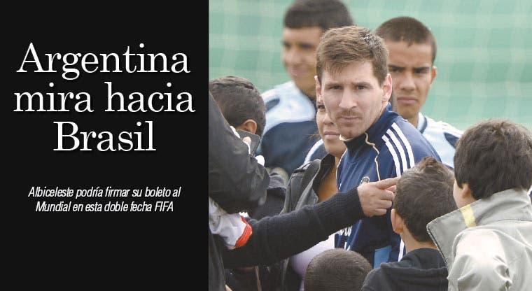 Argentina mira hacia Brasil