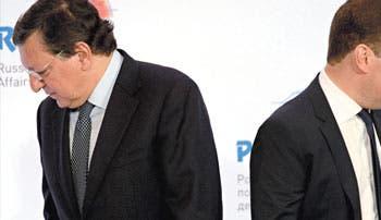 Enfrentados Europa y Rusia por Chipre