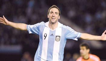 Argentina se escapa