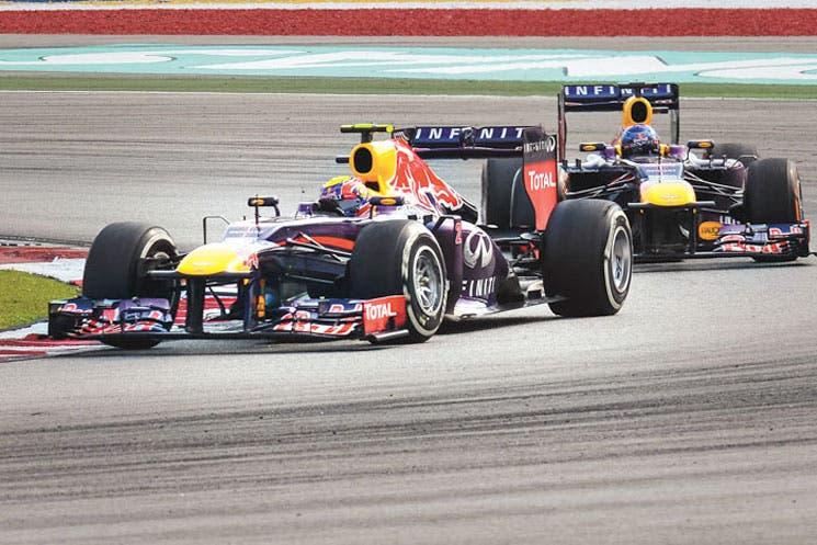 Vettel rebelde con causa