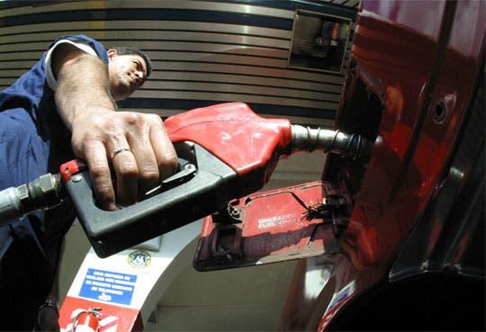 Llega una nueva alza en los combustibles