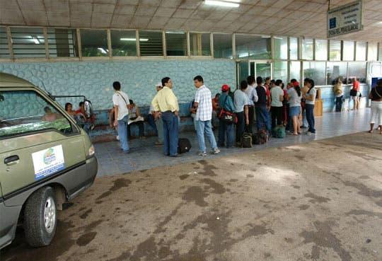 Fuerte movimiento migratorio en Peñas Blancas