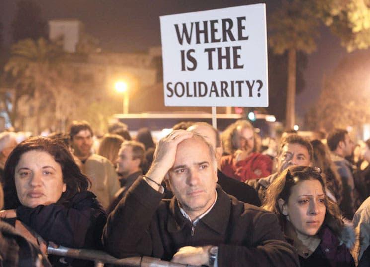 Europa justifica dura decisión sobre Chipre